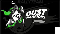 Rallyteam Dust Warriors